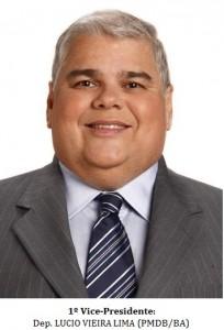 1º Vice-Presidente - LUCIO VIEIRA LIMA (PMDB-BA) - B