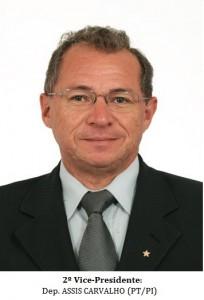 2º Vice-Presidente - ASSIS CARVALHO (PT-PI) - B