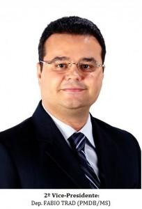 2º Vice-Presidente - FABIO TRAD (PMDB-MS)  - B
