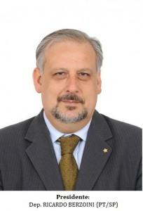 Presidente - RICARDO BERZOINI (PT-SP) - B