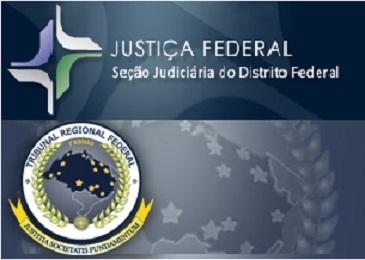Resultado de imagem para Justiça Federal df em Brasília