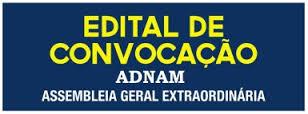 EDITAL DE CONVOCAÇÃO ADNAM