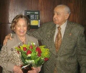 D. Julinha e Brig Rui Moreira Lima